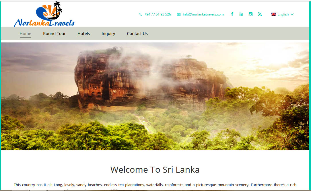 Nor_lanka Tours