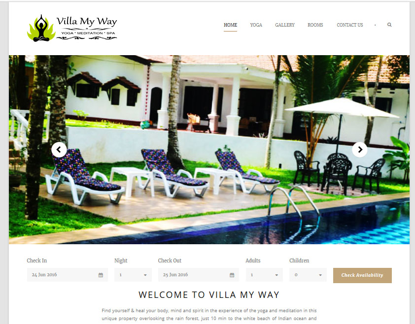 Villa My Way